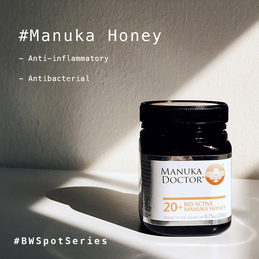 manuka honey BWspotseries