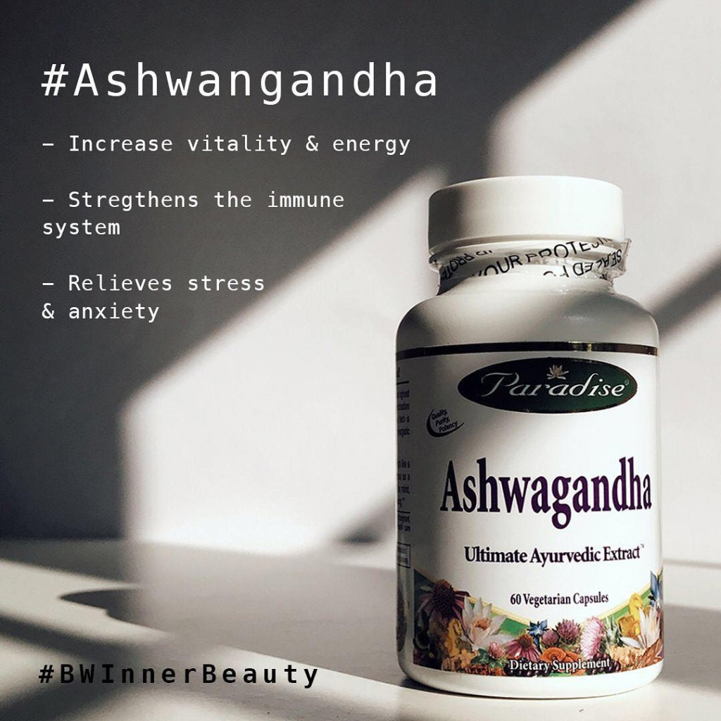 ashwangandha supplement