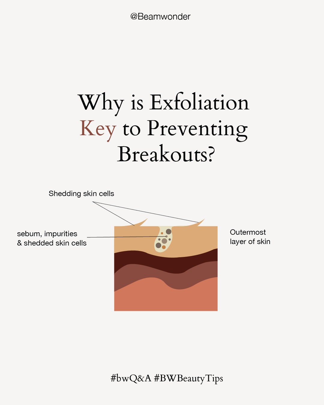 Q&A: Why is Exfoliation Key to Preventing Breakouts?